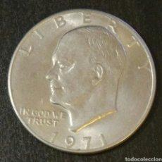 Monedas antiguas de América: 1 DOLLAR AMÉRICANO 1971. Lote 177072603