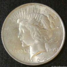 Monedas antiguas de América: 1 DOLLAR AMÉRICANO 1922. Lote 177073483