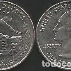 Monedas antiguas de América: E.E.U.U. 2006 P - 25 CENTS (QUARTER DOLLAR) - KM 386 - CIRCULADA. Lote 177075304