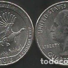 Monedas antiguas de América: E.E.U.U. 2015 P - 25 CENTS (QUARTER DOLLAR) - KM 598 - CIRCULADA. Lote 177076443