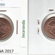 Monedas antiguas de América: ARGENTINA 2017 - 1 PESO - KM NEW - SC. Lote 177957082