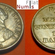 Monedas antiguas de América: PANAMA - 2,50 CENTS - 1929 - E.B.C.. Lote 178343833