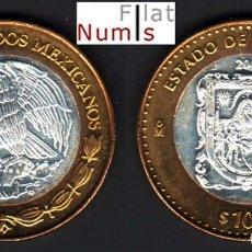 Monedas antiguas de América: MEJICO - 100 PESOS - 2003 - ZACATECAS - NO CIRCULADA. Lote 178357092