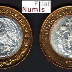 Monedas antiguas de América: MEJICO - 100 PESOS - 2003 - VERACRUZ - NO CIRCULADA. Lote 178357387