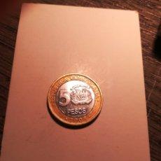 Monedas antiguas de América: 5 PESOS 2008 REPÚBLICA DOMINICANA. Lote 178913230