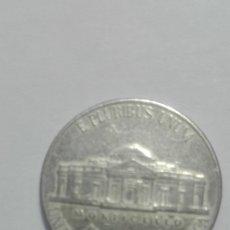 Monedas antiguas de América: E42- BUENA MONEDA DE CINCO CENTAVOS CECA P DEL AÑO 2007 DE ESTADOS UNIDOS DE AMERICA. Lote 178956176
