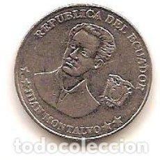 Monedas antiguas de América: ECUADOR,5 CENTAVOS 2000.. Lote 178971267