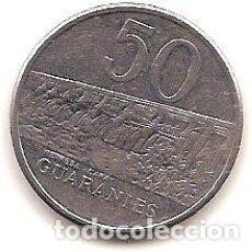 Monedas antiguas de América: PARAGUAY,50 GUARANIES 1986.. Lote 178972195