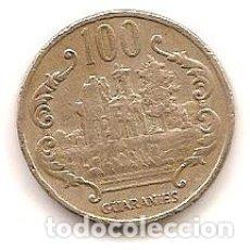 Monedas antiguas de América: PARAGUAY,100 GUARANIES 1990.. Lote 178972346