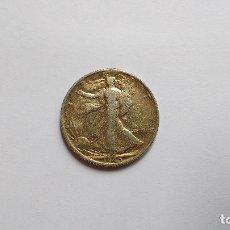 Monedas antiguas de América: EEUU HALF DOLLAR DE PLATA 1945. Lote 179146695