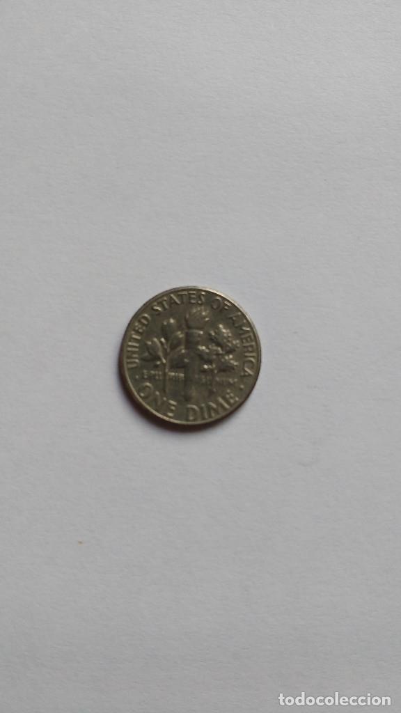 Monedas antiguas de América: EEUU one dime de 1979 - Foto 2 - 179150045