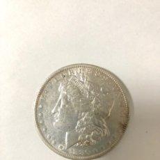 Monedas antiguas de América: DOLAR TIPO MORGAN. AÑO 1880.. Lote 179191572