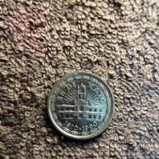 Monedas antiguas de América: REPUBLICA ARGENTINA, 1 PESO 1960 CONMEMORATIVA. Lote 180225091