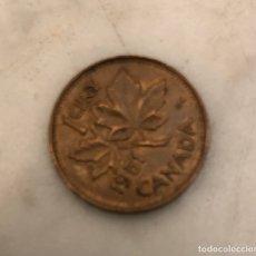 Monedas antiguas de América: CANADA(SIGLO XX)(1)(1€). Lote 180262578