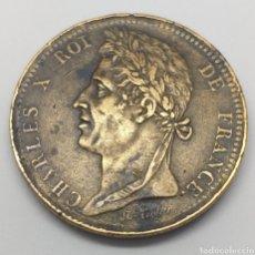 Monedas antiguas de América: FRANCIA COLONIA FRANCESA 10 CENTIMOS 1825. Lote 180263051