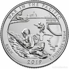 Monedas antiguas de América: USA 2019 1/4 DE DOLAR WAR IN THE PACIFIC NATIONAL P. Lote 180267583