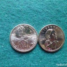 Monedas antiguas de América: USA ESTADOS UNIDOS 1 DOLAR SACAGAWEA 2018 P S/C Nº33. Lote 214375431