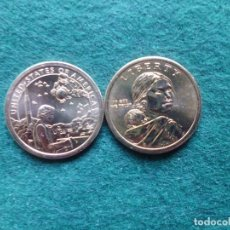 Monedas antiguas de América: USA ESTADOS UNIDOS 1 DOLAR SACAGAWEA 2019 D S/C. Lote 214376026