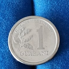 Monedas antiguas de América: PARAGUAY - 1 GUARANI 1980. Lote 175048958