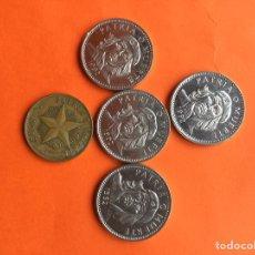 Monedas antiguas de América: MONEDAS. Lote 182085963
