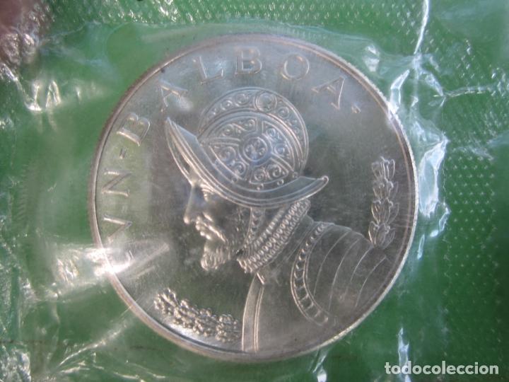 Monedas antiguas de América: republica de panama 1966 , set completo de 6 monedas de balboa , plata - Foto 3 - 182529640