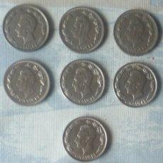 Monedas antiguas de América: LOTE DE 14 MONEDAS DE ECUADOR. Lote 182599731