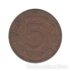 Monedas antiguas de América: 5 CÉNTIMOS VENEZUELA MONEDA. Lote 182954408