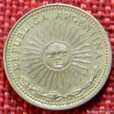 Monnaies anciennes d'Amérique: ARGENTINA – 1 PESO – 1976 . Lote 182991002