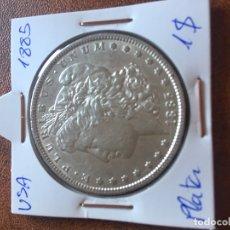 Monedas antiguas de América: 1 DOLAR MORGAN 1885 USA. Lote 183171516