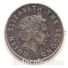 Monedas antiguas de América: ESTADOS DEL CARIBE ESTE,25 CENTS 2007.. Lote 183204292