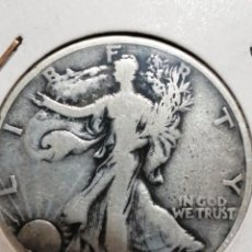 Monedas antiguas de América: MONEDA MEDIO DÓLAR EEUU 1936 PLATA. Lote 183634335