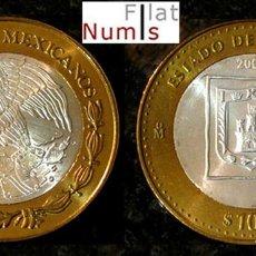 Monedas antiguas de América: MEJICO - 100 PESOS - 2003 - TLAXCALA - NO CIRCULADA. Lote 183698581