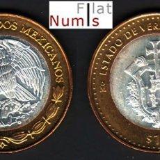 Monedas antiguas de América: MEJICO - 100 PESOS - 2003 - VERACRUZ - NO CIRCULADA. Lote 183698822