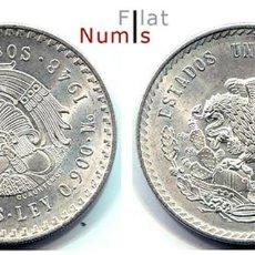 Monedas antiguas de América: MEJICO - 5 PESOS - 1948 - PLATA - NO CIRCULADA. Lote 183701450