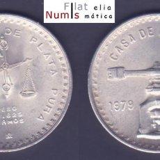 Monedas antiguas de América: MEJICO - ONZA TROY - 1979 - 33,6 GR. - PLATA - LEY 925. Lote 183703400