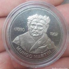 Monedas antiguas de América: BRITISH COLUMBIA-CANADA-MUNGO MARTIN-KWAKIATL DOLLAR. Lote 183905972