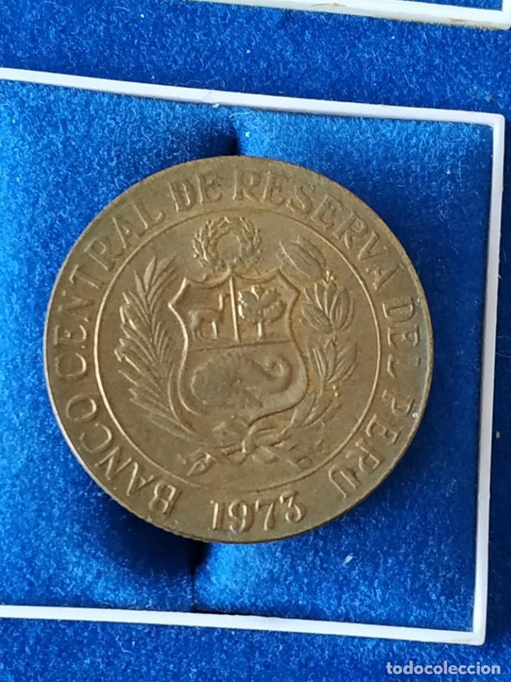Monedas antiguas de América: PERU - 1 SOL DE ORO DE 1973 - Foto 2 - 184122932