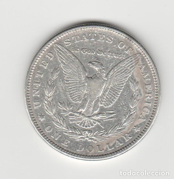 Monedas antiguas de América: ESTADOS UNIDOS- 1 DOLAR- 1887- MORGAN - Foto 2 - 199349120