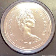 Monedas antiguas de América: CANADÁ 1 DÓLAR. Lote 184919561
