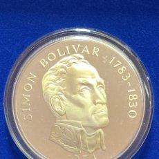 Monedas antiguas de América: PANAMÁ 20 BLABOAS. Lote 184921481