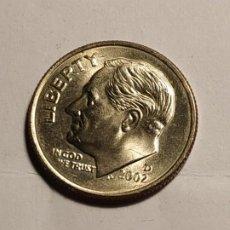 Monedas antiguas de América: USA - 1 DIME 2002. Lote 186172767