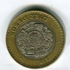 Monedas antiguas de América: MEXICO 10 PESOS AÑO 2006. Lote 186364853