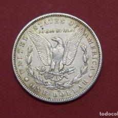 Monedas antiguas de América: 1 DOLAR MORGAN DE PLATA - AÑO 1900 - CECA NEW ORLEANS - 26,60 GRAMOS - .. L582. Lote 187441582