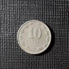 Monedas antiguas de América: ARGENTINA 10 CENTAVOS 1933 KM35.. Lote 187543011