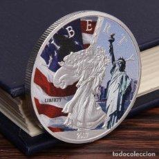 Monedas antiguas de América: MONEDA CONMEMORATIVA. Lote 188603703