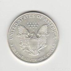 Monedas antiguas de América: ESTADOS UNIDOS-1 ONZA-1996-PLATA-SC. Lote 190392217