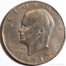 Monedas antiguas de América: MONEDA DE 1 DOLAR 1971 - ONE DOLLAR USA. Lote 191656202