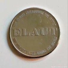 Monedas antiguas de América: USA DE ELAUT GAMING TOKEN - 25 MM. Lote 193340972