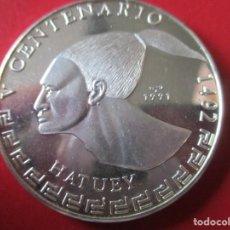 Monedas antiguas de América: CUBA 1 ONZA DE PLATA PURA 10 PESOS 1991. #MN. Lote 193624873