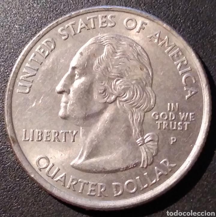 Monedas antiguas de América: EEUU / ESTADOS UNIDOS / USA QUARTER 2008 P NEW MEXICO - ENVIO GRATIS A PARTIR DE 35€ - Foto 2 - 194101735